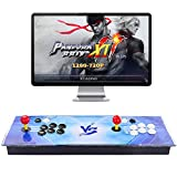 TAPDRA 3D Pandora Box 11 con 3003 Classic Arcade Game Machine 2 Jugadores 1280X720 Full HD Video Game Console, admite hasta 4 Jugadores