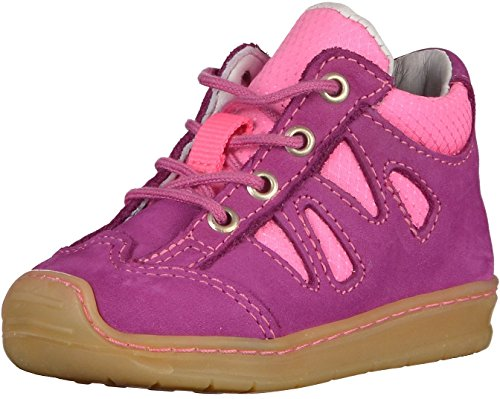 Ricosta 13.20900 filles Violet/pink cuir Derbies, EU 22