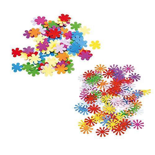 amscan - 500036 - Confettis Fleurs - Modèle aléatoire - 15 g