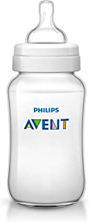 Philips Avent Anti-Colic Baby Bottles Clear, 11oz, 1 Piece