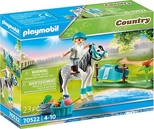 Playmobil Pony Classic, Figurine, Colore Multicolore, 70522