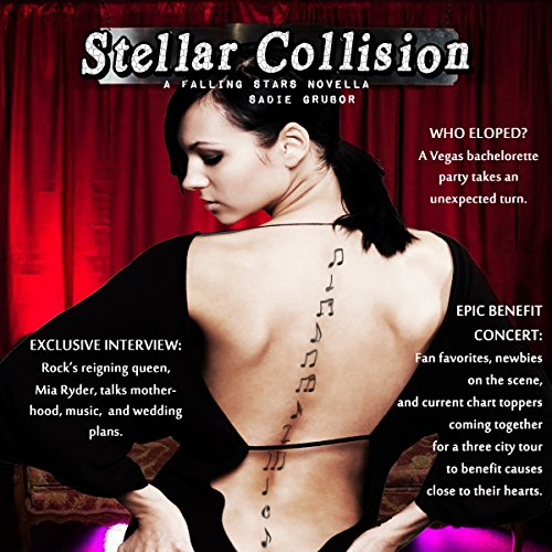 Stellar Collision audiobook cover art