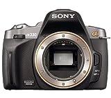 Sony Alpha DSLR-A300 10.2MP Digital SLR Camera with Super SteadyShot Image Stabilization (Body)