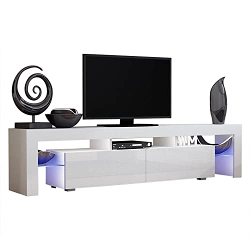Modern Entertainment Center Amazon Com