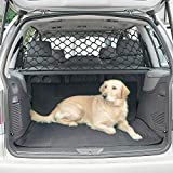 Rete per auto, rete di sicurezza per animali domestici, rete per cani e gatti, barriera di sicurezza per veicoli