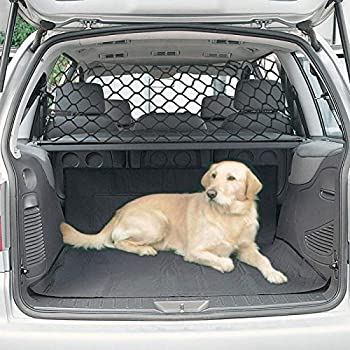 Filet de sécurité pour voiture, pour animal domestique - Filet de sécurité pour chien et chat