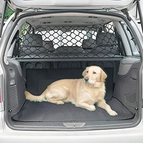 Red de seguridad para mascotas, red de carga para perros y gatos, barrera de malla para vehículos, bloques de seguridad para mascotas
