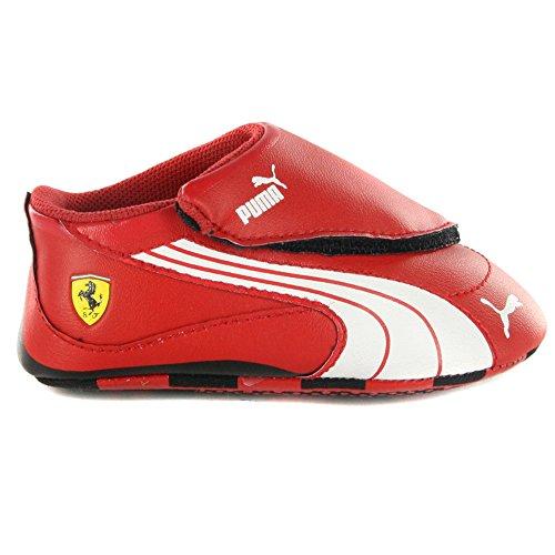 Puma Krippe Baby Drift Cat Ferrari Rot Sneaker-Red-18
