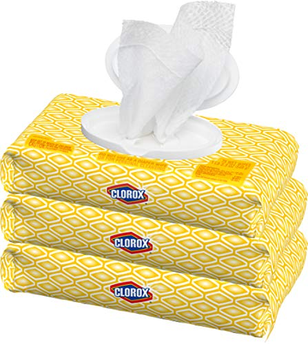 Clorox Cleaning Wipes Pack of 3 – IN STOCK ON AMAZON!