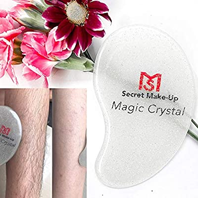 Magic Crystal Painless Hair Remover for Men and Woman (New Technology) Fast & Easy - Soft Smooth Silky Skin