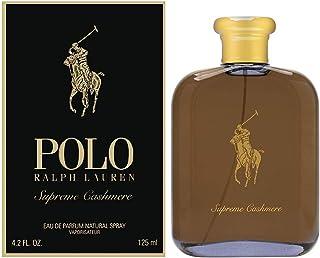 Polo Supreme Cashemre by Ralph Lauren For Men - Eau de Parfum, 125 ml