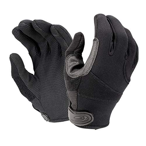 HATCH SGX11 Street Guard Cut-Resistant Tactical Police Duty Glove with...
