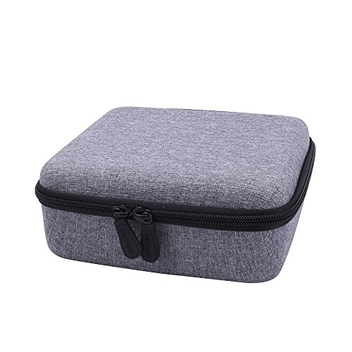 Hard Storage Carrying Case for Bang & Olufsen Beoplay P6 Portable Bluetooth Speaker by Aenllosi (Gray)