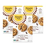 """EASY to make and easier to please - this simple mix equals delicious better-for-you homemade cookies 12 cookies per box Nothing artificial, ever. 7 Simple ingredients. Simple doesn't mean you sacrifice taste. Our baking mixes are """"free from"""" but full..."""