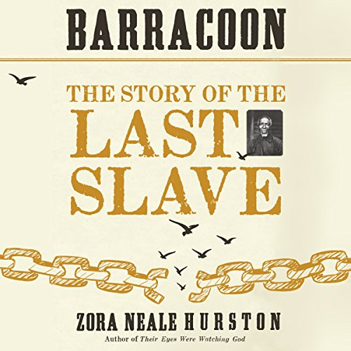 Couverture de Barracoon