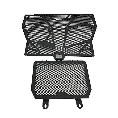 Protector Rejilla Radiador Protector de la cubierta de la rejilla de agua del refrigerador del refrigerador del refrigerador delantero delantero de la motocicleta para B-M-W para S1000R para S1000XR p