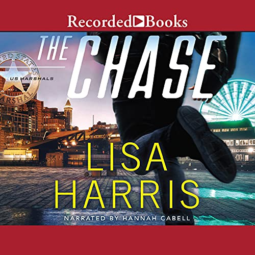 The Chase Audiobook By Lisa Harris, Alisa Harris cover art