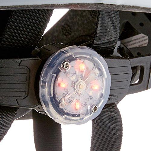 Abus Aduro 2.0 Fahrradhelm, Velvet Black, 58-62 cm - 3