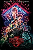 Pyramid Stranger Things Summer of 85 Poster, Unlaminierten,