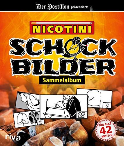 Nicotini: Schockbilder-Sammelalbum
