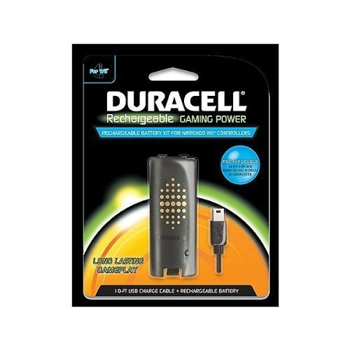 Duracell Wii Battery Charger