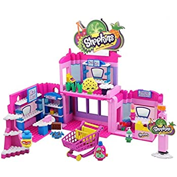Shopkins Kinstructions Deluxe Shopville Mall | Shopkin.Toys - Image 1