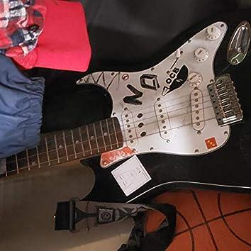Es la guitarra de lolo ahre