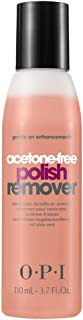 OPI Nail Lacquer Acetone Free Nail Polish Remover, 110 ml