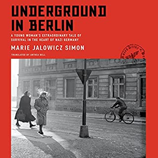 Underground in Berlin cover art