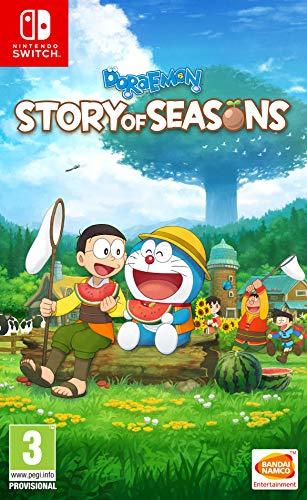 Doraemon Story of Seasons Nswitch - Nintendo Switch [Importación italiana]