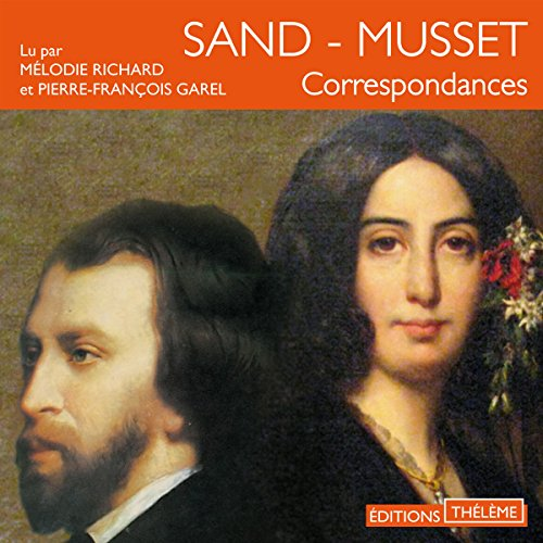 Correspondances audiobook cover art