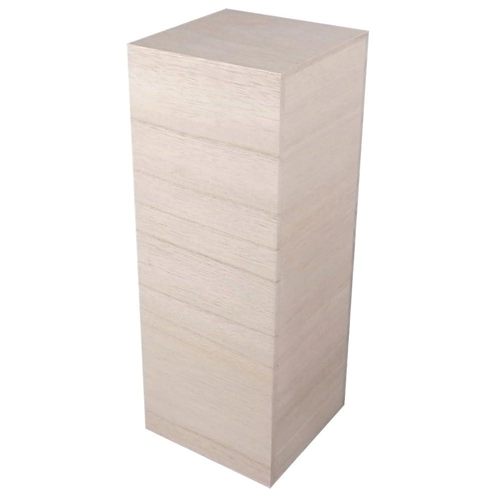 凍結間に合わせ方言桐箱 贈答品用 タテ型総桐箱 Sサイズ