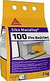 Sika 520796 Mortero refractario, Monotop-100 Fire...