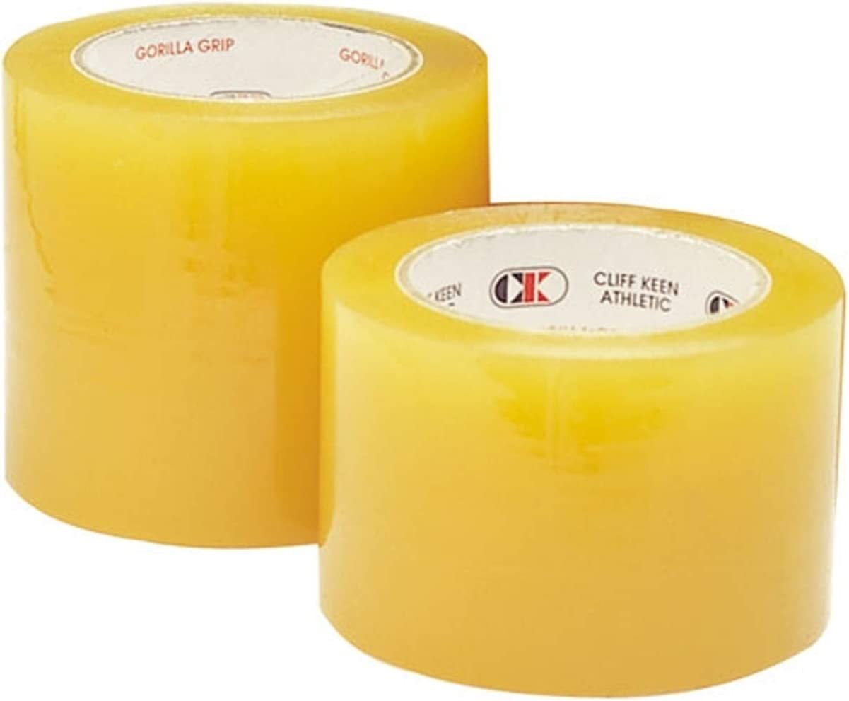 """Cliff Keen   T97   3"""" x 84'   Super Grip Mat Tape Wrestling   Choose Number of Rolls!   Strongest Tape on The Market! (18 Rolls) : Sports & Outdoors"""