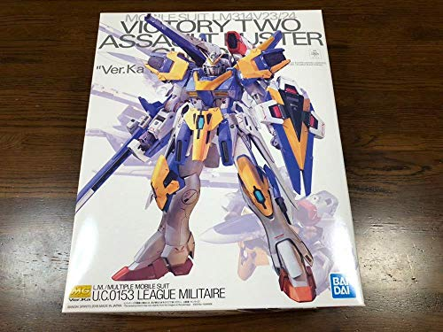 Bandai 1/100 MG LM 314 V 23/24 V 2 Assault Buster Gundam Ver.Ka
