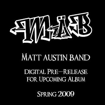Digital Pre-Release for Upcoming Album