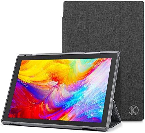 vankyo Schutzhulle fur Tablet S10 Folienschutz MatrixPad S10 PU Lederetui sehr kompakt ideal fur Tablet