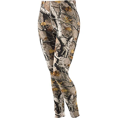 Legendary Whitetails Ladies Big Game Camo Leggings Big Game Field Camo Large