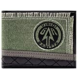 Cartera de DC Green Arrow viridi Sagitta Verde