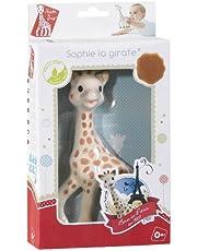 Vulli 516910 Sophie la Girafe Caja Fresh Touch Multicolor Talla Única