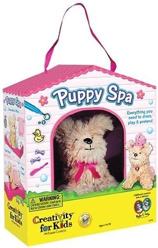 ordene ahora los precios más bajos Creativity for Kids Puppy Puppy Puppy Spa by Creativity for Kids  hasta 42% de descuento