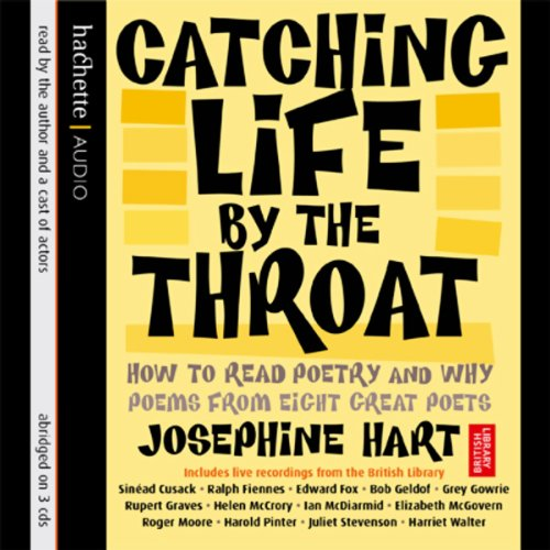 Catching Life by the Throat audiobook cover art