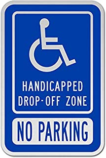 Best drop off zone sign Reviews
