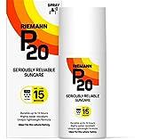 Riemann P20 Una Vez al Día 10 Horas protección SPF15 Protector solar 200ml