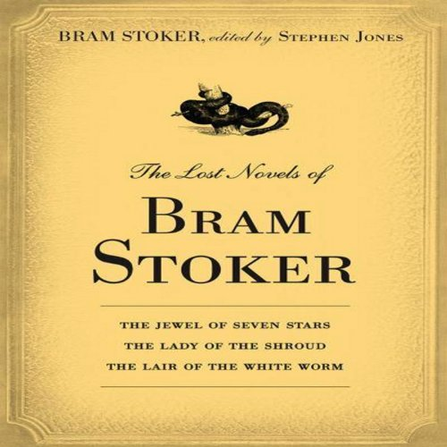 The Lost Novels of Bram Stoker Titelbild