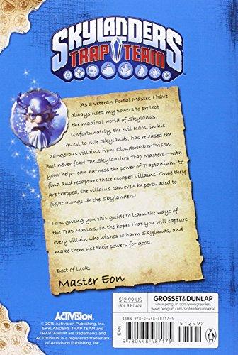 Skylanders Trap Team: Master Eon's Official Guide (Skylanders Universe)