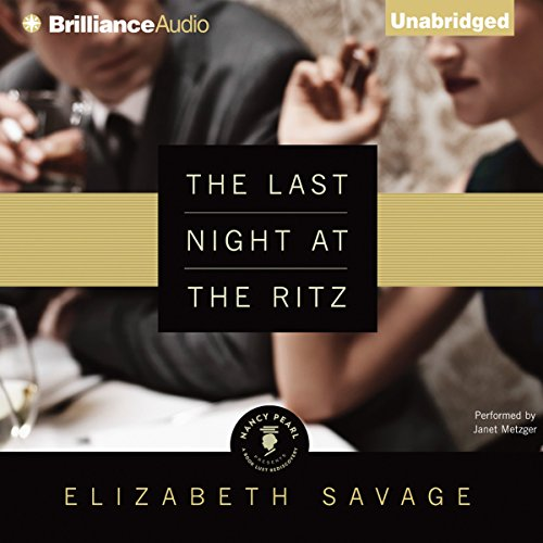 The Last Night at the Ritz audiobook cover art