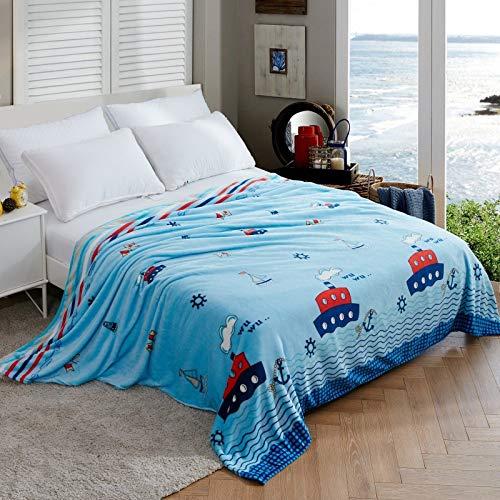 NA Mybh casa Manta de Franela sábanas de Lana de Coral Manta de Yoga Cubierta Manta de Aire Acondicionado Manta de Ocio Manta de Viaje180 * 200cm