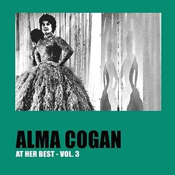 Alma Cogan at Her Best, Vol.3
