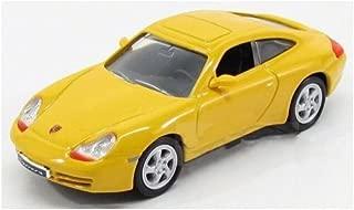 Road Signature 1998 Porsche 911 Carrera, Yellow 94221 - 1/43 Scale Diecast Model Toy Car
